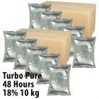 Turbojäst Turbo Pure 48 Hours/18%, 10 kg