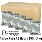Turbojäst Turbo Pure 48 Hours/18%, 5 kg