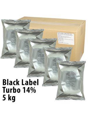 Black Label Turbojäst 14%, 5 kg